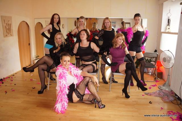 Burlesque& Chairdance Workshop Nr.2