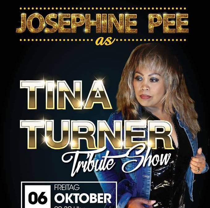 Tina Turner Tribute Show am 6 Oktober 2017 im Casino Basel